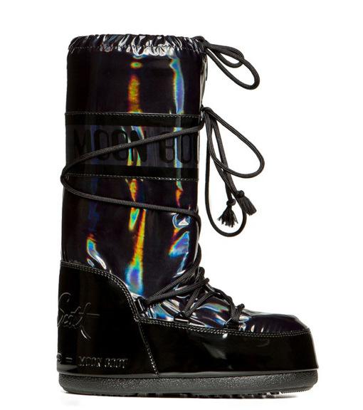 Jeremy Scott holographic