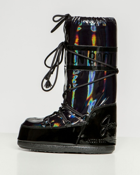 Jeremy Scott holographic