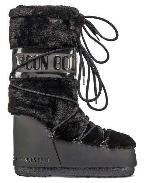 Classic faux fur black -30%